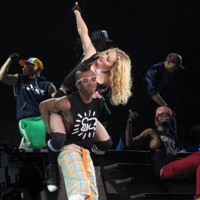 AntBoogie, Madonna's dancers